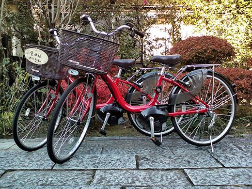 通常の電動アシスト自転車(2台まで)
